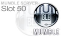 Mumble Server 50 Slot
