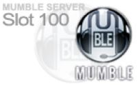 Mumble Server 100 Slot
