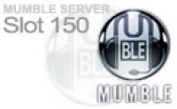 Mumble Server 150 Slot